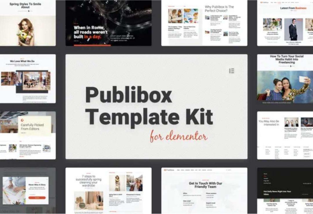 Publibox - Blog, News & Magazine