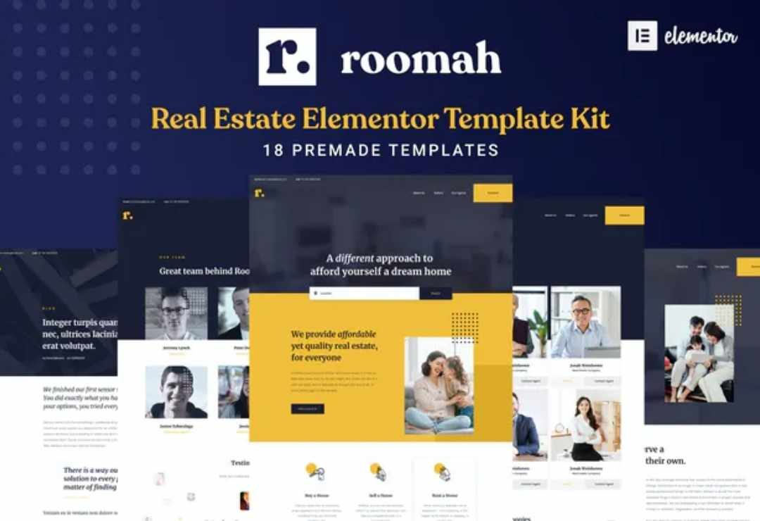 Roomah - Real Estate Agent