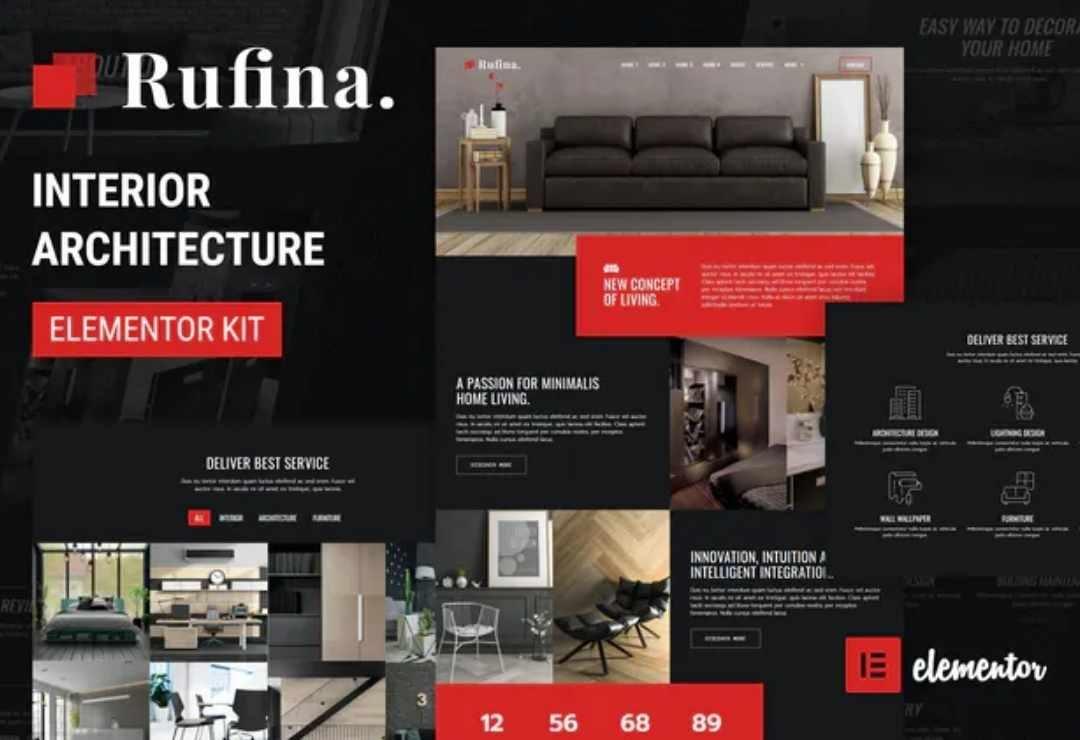 Rufina - Interior Architecture