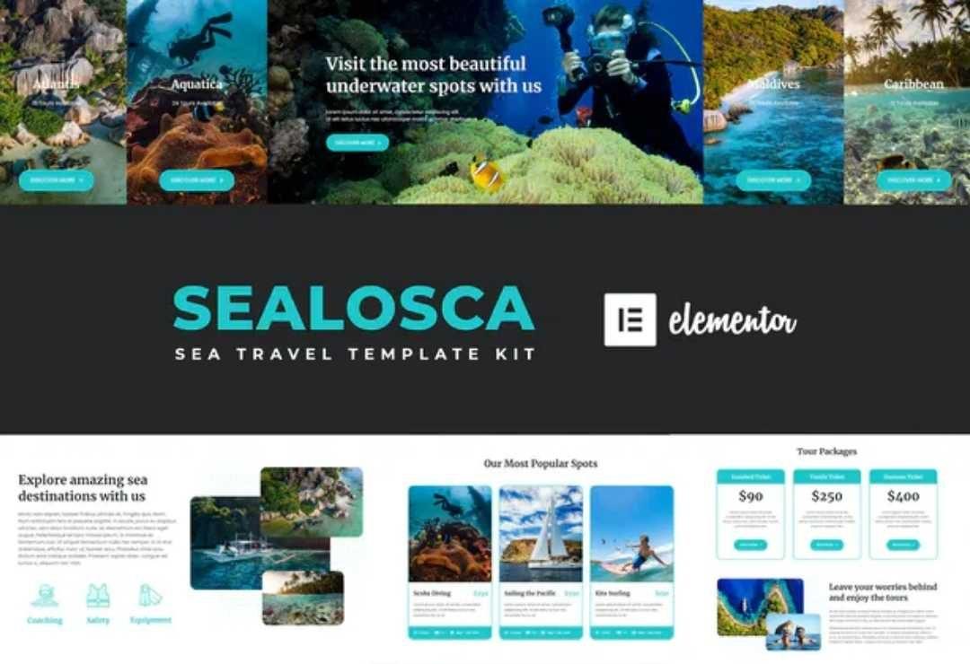 Sealosca - Sea Adventure Travel