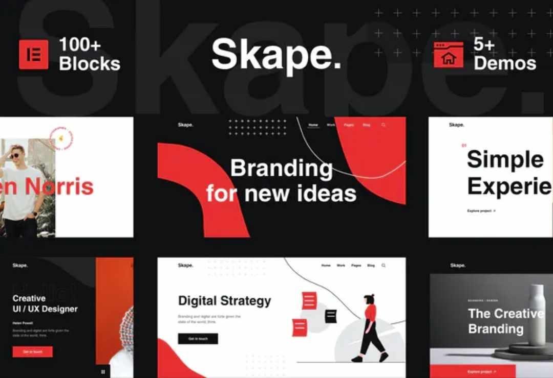 Skape - Digital Agency Business