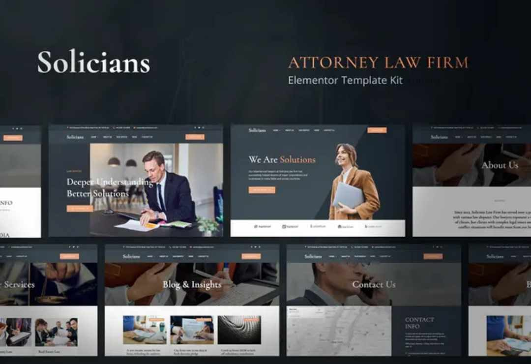 Solicians - Attorney Law Firm