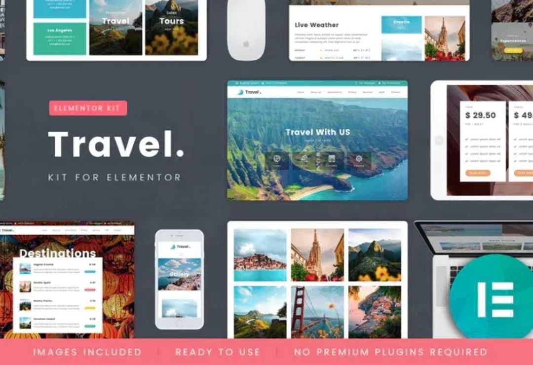 TravelTour - Travel & Booking
