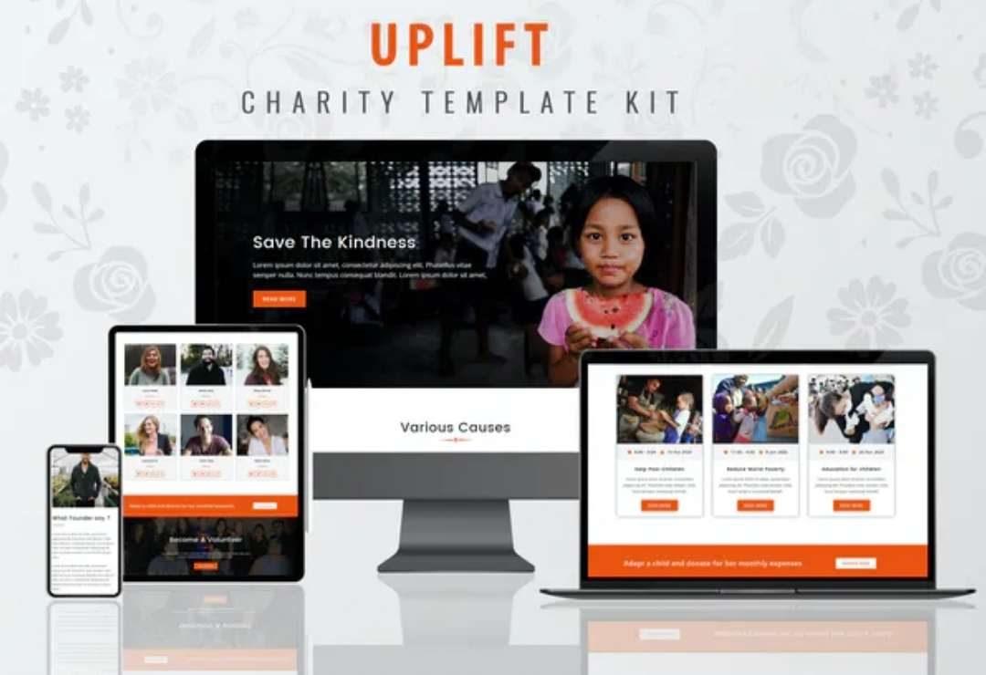 Uplift - Charity