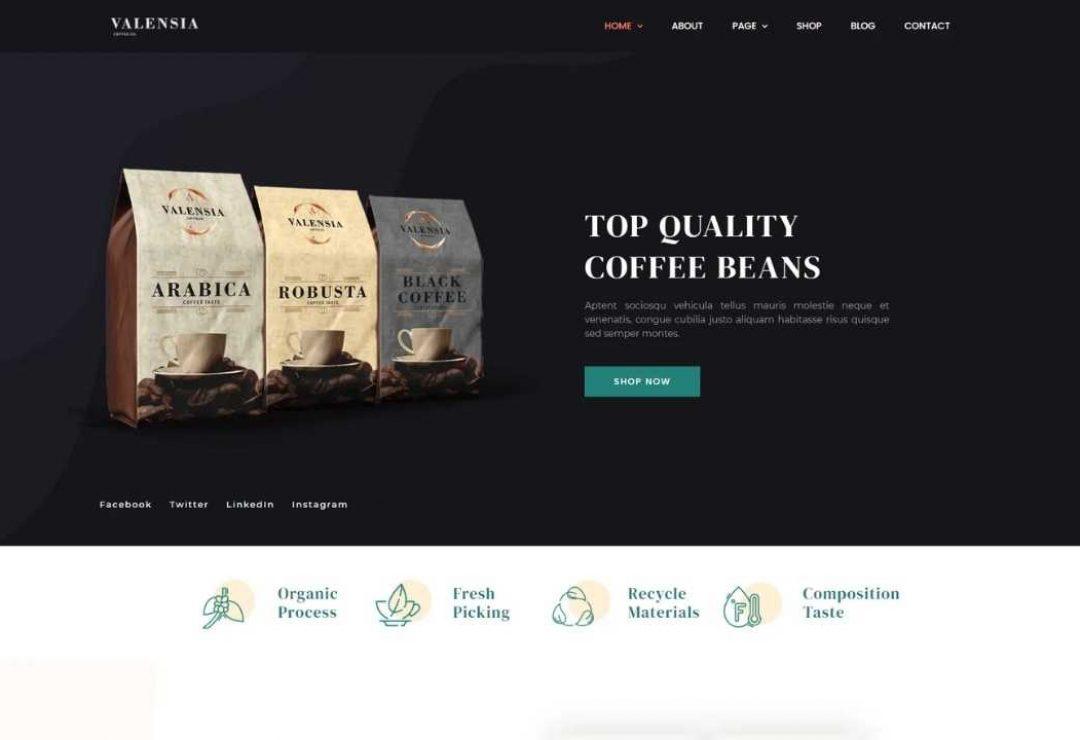 Valensia Coffee Shop