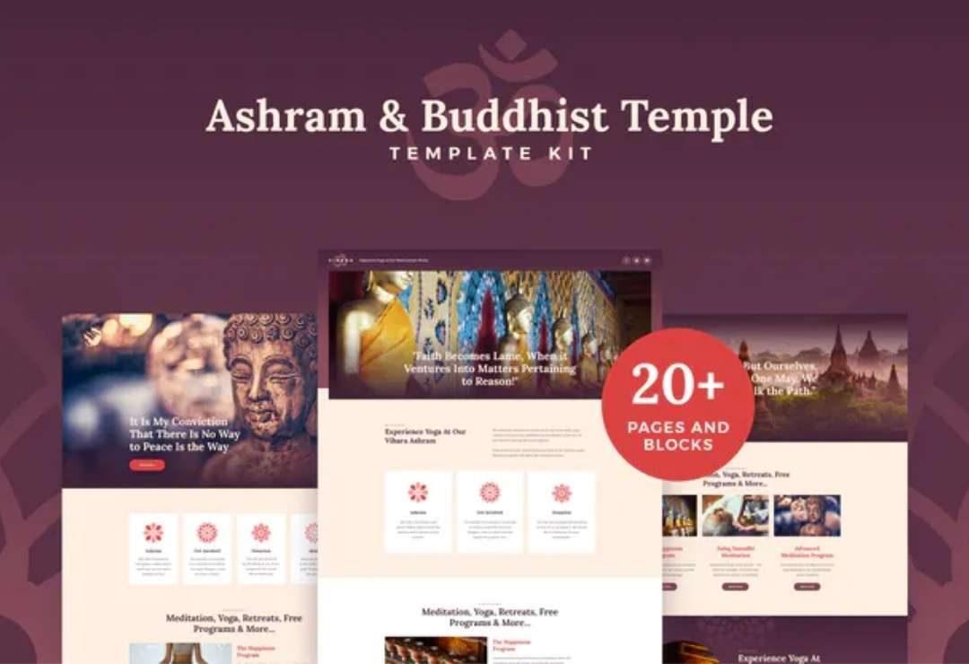 Vihara - Ashram & Oriental Buddhist