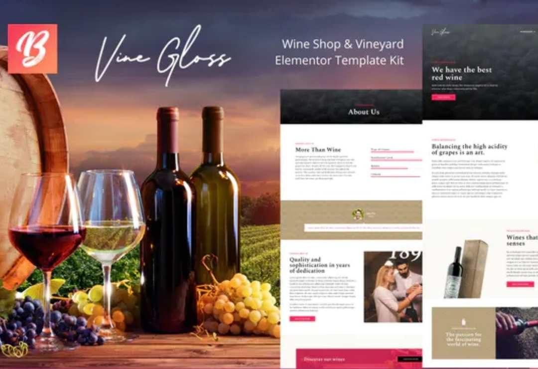 Vine Gloss - Wine Shop & Vineyard