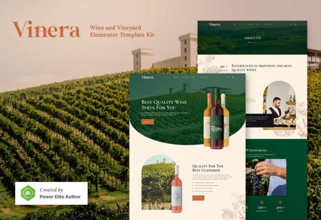 Vinera – Wine & Vineyard