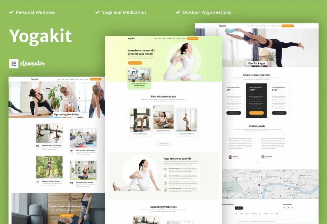 Yogakit - Yoga & Meditation (2)